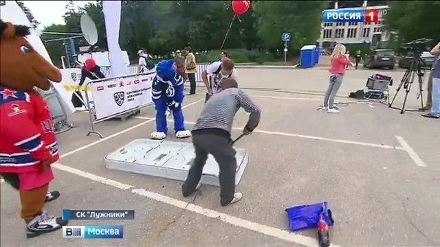 Вести-Москва • Лужники превратились в город спорта