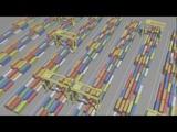 Siemens ECO RTG Hybrid Drive System for Cranes