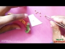How to Make Monster High Elf Shoes – Christmas Elf Doll Shoes DIY