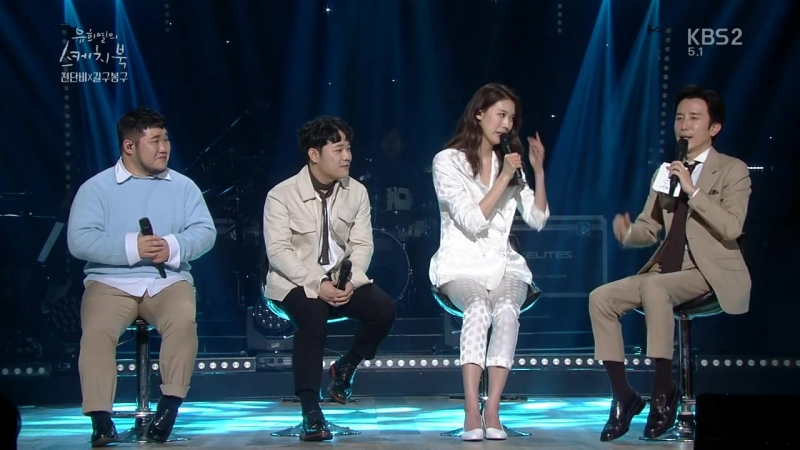 You Hee-yeol's Sketchbook 180317 Episode 391