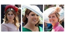 Stunning Princess Beatrice and Princess Eugenie enjoy Trooping the Colour 2018