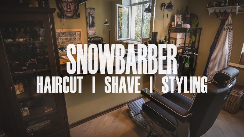Snowbarber - HAIRCUT | SHAVE | STYLING