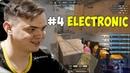 ELECTRONIC 4 МЕСТО В СПИСКЕ ЛУЧШИХ ИГРОКОВ 2018 ЛУЧШИЕ МОМЕНТЫ С ELECTRONIC 2018