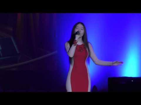 Хакасская эстрадная песня Голос Ӱн 2016 Исполнители хакасской песни Чебодаева Аяна Ӱс той