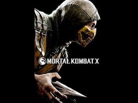Mortal Kombat XL История Коженова Лица
