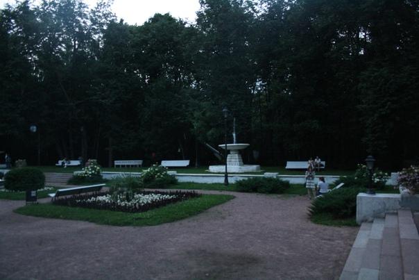 Классные фонтанчики  21 июля 2018