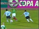 Argentina vs México-Copa América 2004-Partido completo.