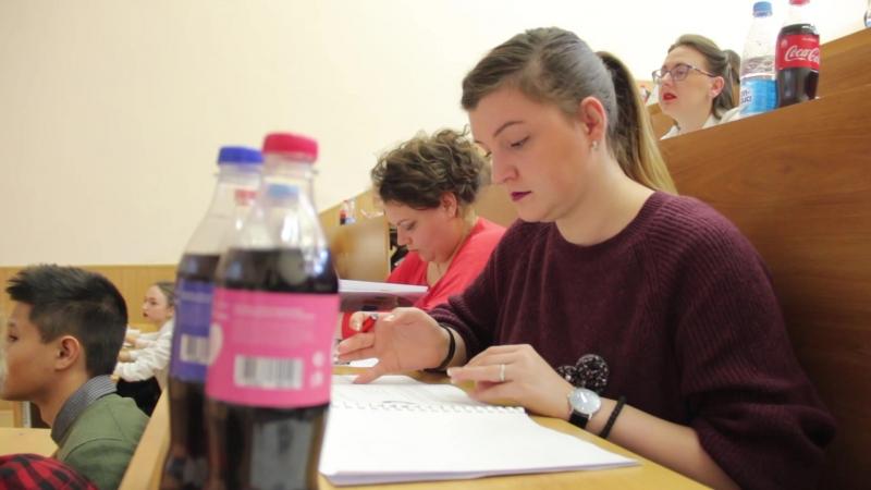 Конкурс на именные стипендии от Coca-Cola HBC | Этапы (2018)