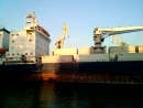 Буксировка судна на Судоходном канале