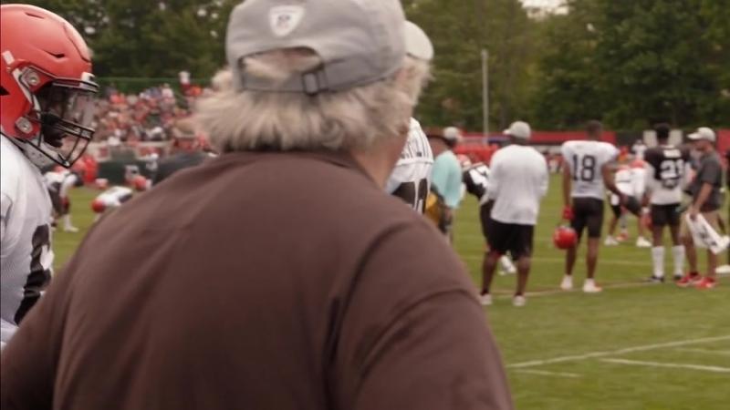 Hard Knocks. Season 13 (2018 Cleveland Browns). Episode 1