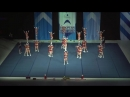 Cheerleading .Senior Cheer All Girl Premier Russian Federation Senator.