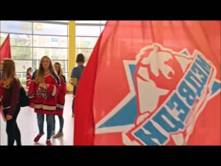 МОЛОДЁЖКА • Больше, чем хоккей
