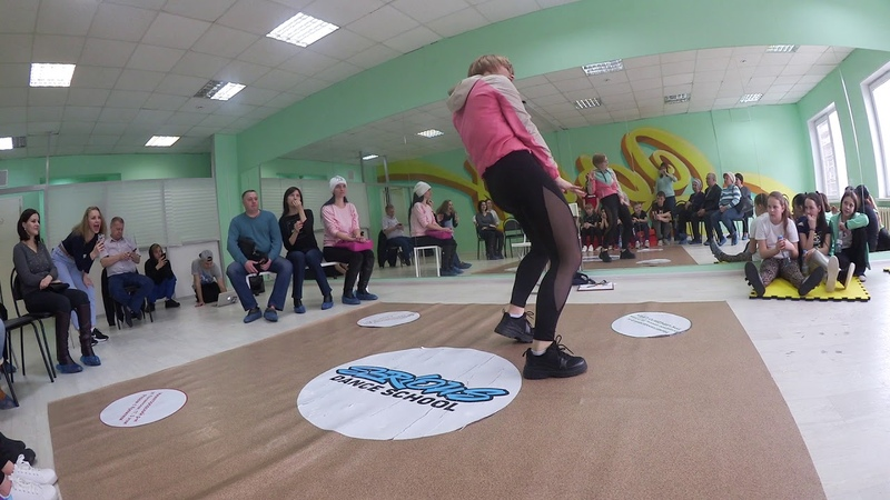 СТИМУЛЯТОР 12 | ДАНСХОЛЛ СУДЕЙСКИЙ | Школа танца Нижний Новгород SERIOUS DANCE SCHOOL