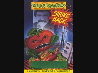 Killer Tomatoes Strike Back! / Помидоры-убийцы наносят ответный удар (1991)