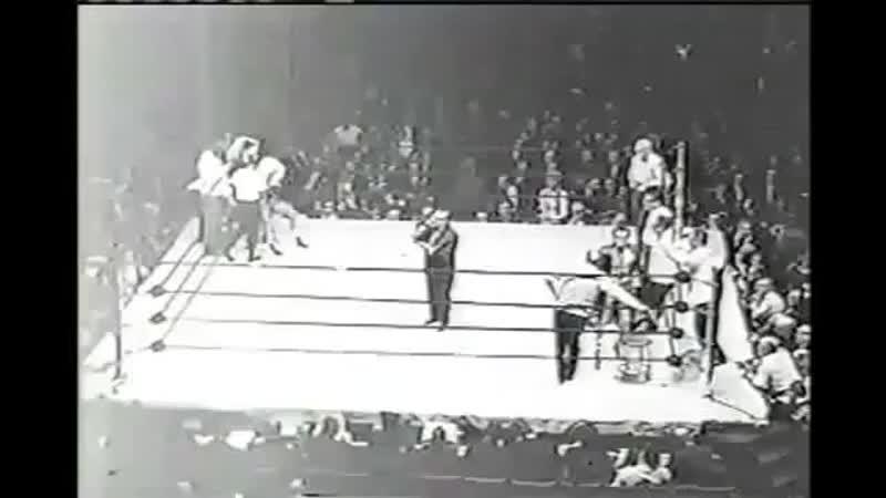 Габриэль Флэш Элорде vs Карлос Ортис полный бой 28 11 1966