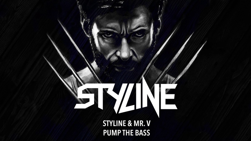 Styline Mr. V - Pump The Bass