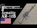 The Original Retro AR 10 Armalite's AR10B