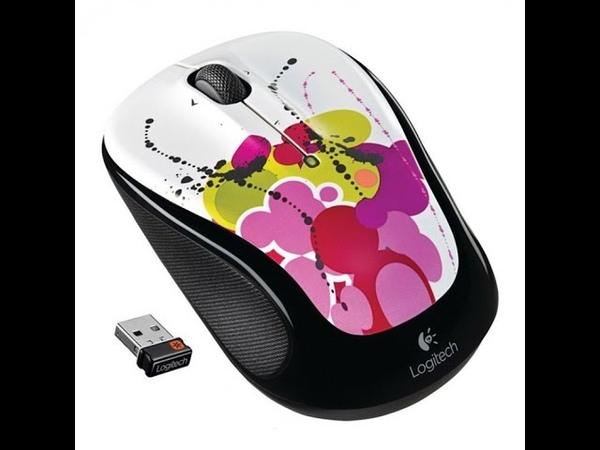 Мышь Logitech M325 - разборка и сборка за 3 минуты.