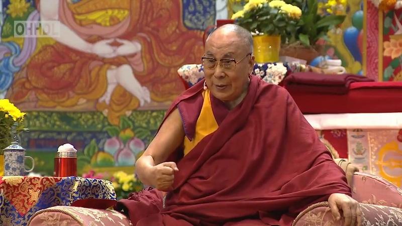 Гармония мира не знает границ Диалоги с Далай ламой