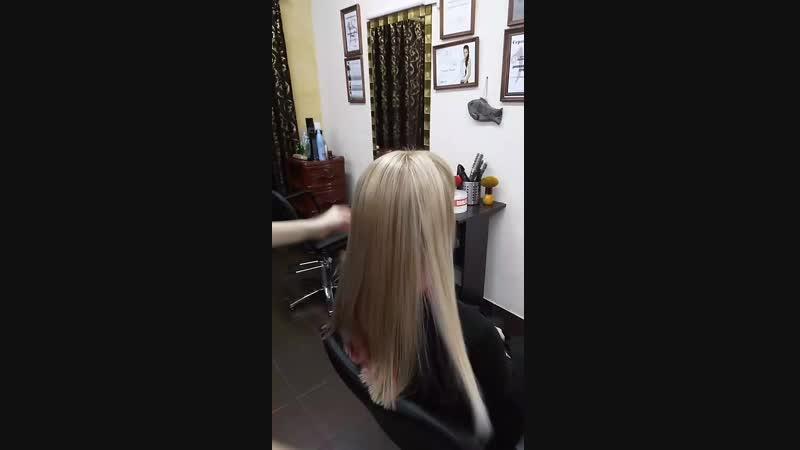 Роскошный блонд
