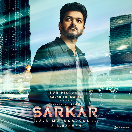 A.R. Rahman альбом Sarkar (Tamil) (Original Motion Picture Soundtrack)