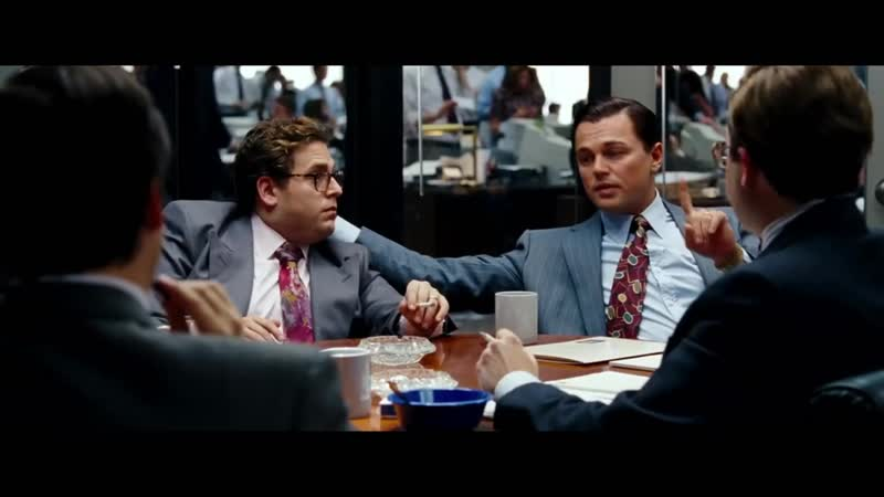 The Wolf of Wall Street, 2013 || Волк с Уолл-стрит, трейлер, 2013