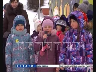 Первая благотворительная рождественская елка для детей из православных семей прошла в нижнем новгороде.