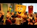 Спанч Боб и пират на день рождения ребенка