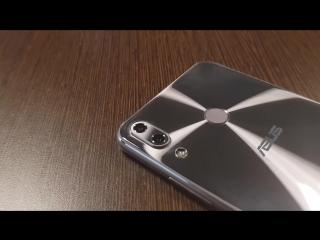 Asus ZenFone 5  как iPhone X, только со сканером отпечатков пальцев