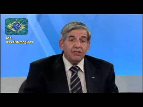 GEN. AUGUSTO HELENO - INDÚSTRIA ESTRANGEIRA, JOSÉ SERRA, ALOYSIO NUNES TRAIDORES ENTREGA O BRASIL
