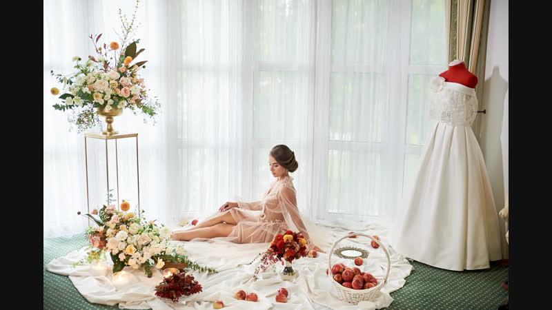 Утро невесты в гостинице Очарованный странник