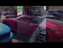 RAW Footage 2_3_ Porsche Carrera GT 0479 Paul Walker Roger Rodas Crashed Tribu