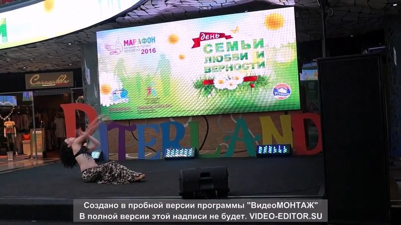 Танец шоу от Софии Масимовой