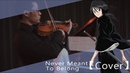 Bleach - Never Meant To Belong - Piano Violin