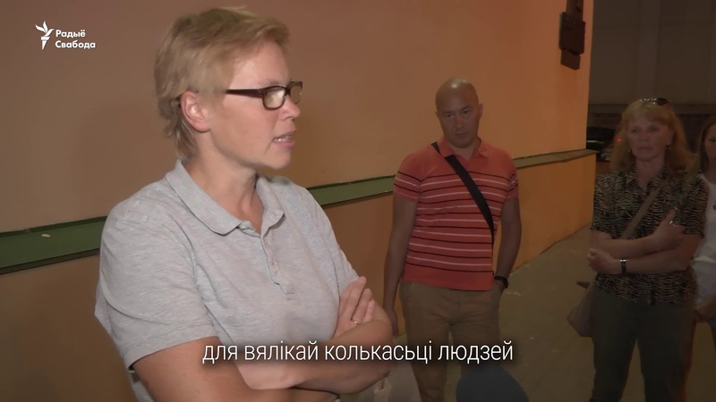 На волю выйшла галоўная рэдактарка Tut.by Марына Золатава. ВІДЭА РадыёСвабода