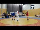 Nikita Savin Sambo 07 e.v. 28th Dutch Open Sambo Championship