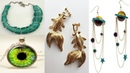 11 Easy Crafts Ideas For DIY Jewelry YOU'LL LOVE / DIY jewelry