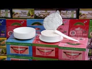 Toothpaste 5star 5a - зубная отбеливающая паста из таиланда