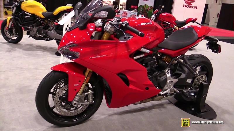 2018 Ducati Supersport S - Walkaround - 2018 Toronto Motorcycle Show