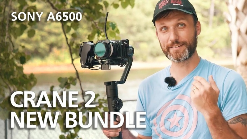 ZHIYUN Crane 2 New Bundle Review│Compatible to Manual Cinema Lenses