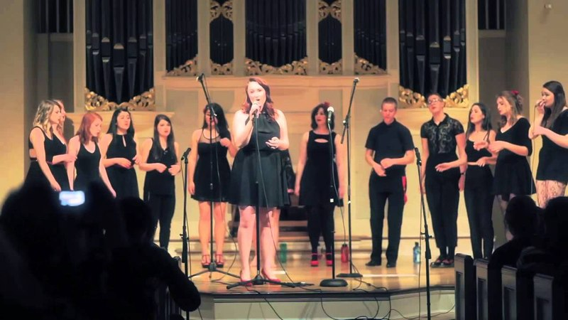 Lies A Cappella Cover - Marina And The Diamonds