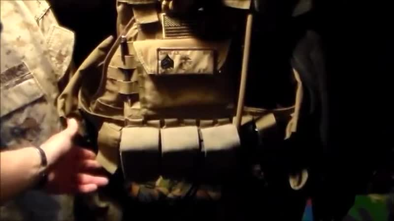 Real U.S. Marine Corps Gear loadout - Not that airsoft crap