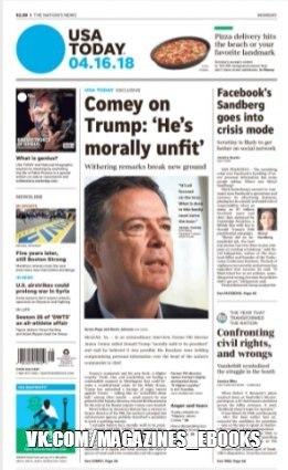 Usa Today Newspaper Pdf