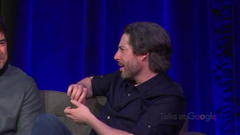 Charlize Theron, Mackenzie Davis, Ron Livingston Jason Reitman- Tully - Talks at Google