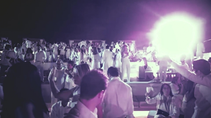 ST White Party