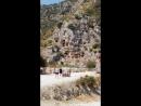 Ликийские гробницы Мира Турция 2018