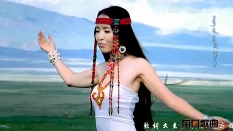 Qinghai Lake - Mongolian bilingual, Dai Qing Tana HAYA Orchestra