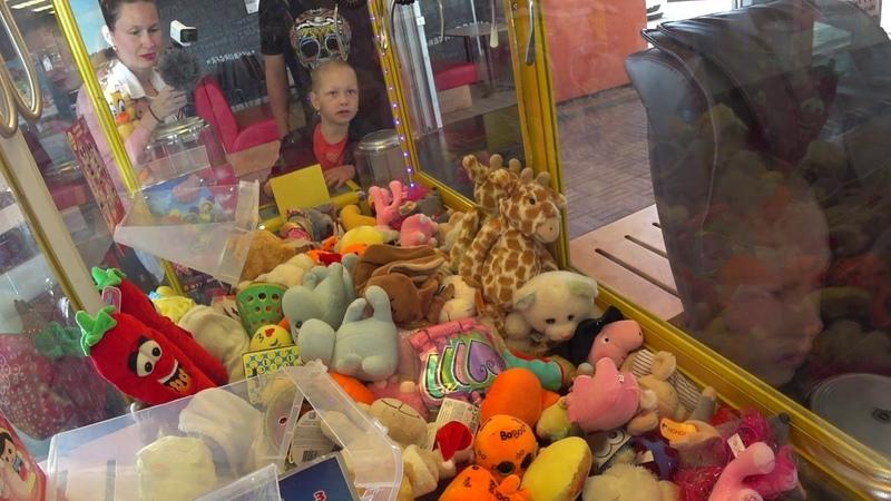 Автоматы с игрушками vol 3 КОНКУРС автомат сожрал деньги