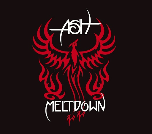 Ash альбом Meltdown (U.S. Version) (CD/DVD)