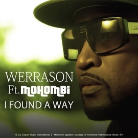 Mohombi альбом I Found a Way (feat. Mohombi)
